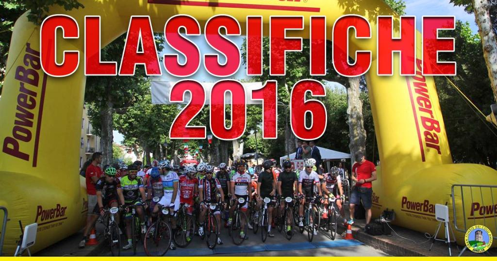 Classifiche Gran Fondo dei Colli Amerini 2016